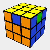 How to solve a 3x3x3 Rubik's Cube with just 5 Algorithms? | MANIAC'S DEN