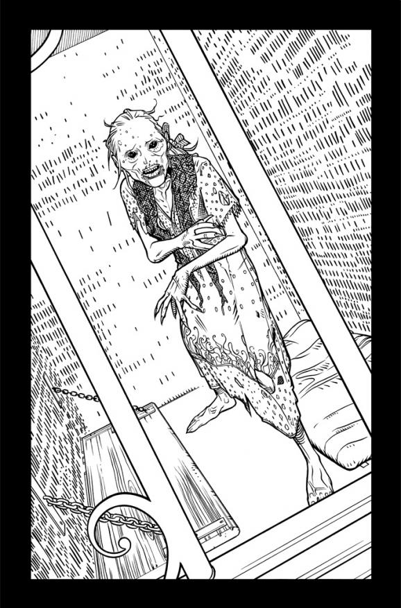 Meet The Anchoress From Batman Annual 2