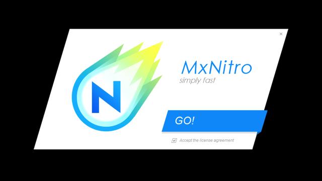 أسرع متصفح في العالم MxNitro سرعة حقيقية وليس دعايات