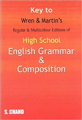 Download Free Wren & Martin English Grammar Key PDF Book