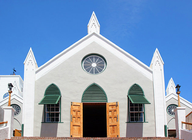 St. Peter's Church,Bermuda