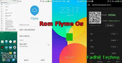 Kumpulan Custom Rom Xiaomi Redmi Note 3