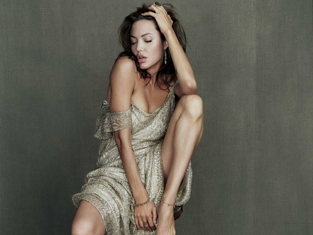 Fashion Models And Actress: Angelina Jolie Pictures
