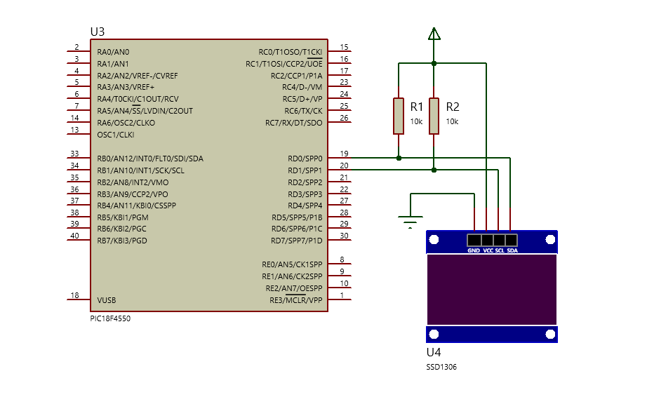 PIC: SSD1306 - Microcontrolandos