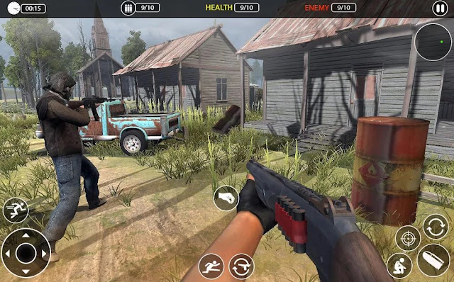 Target Sniper 3D Games
