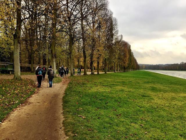 Marche nordique Versailles