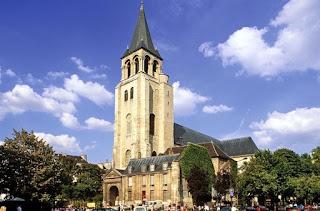 La Abadía de Saint Germain Des Cres