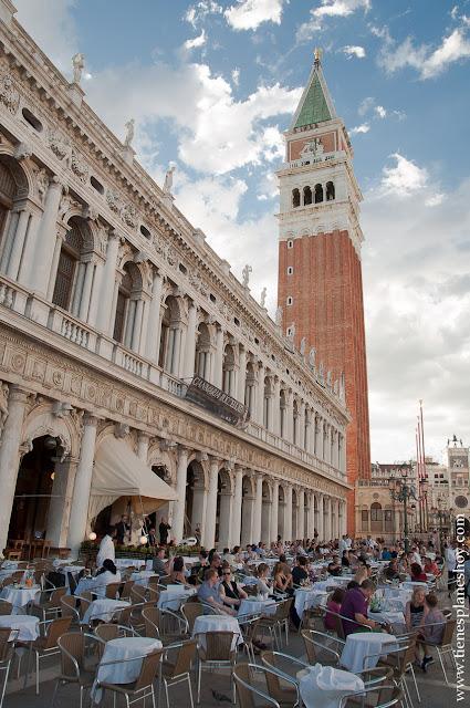 Campanile Venecia viaje turismo que ver