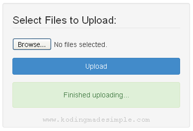 codeigniter-upload-multiple-files-success