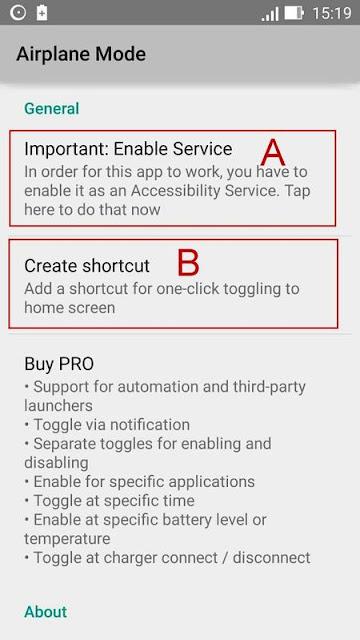 Airplane-Mode-Shortcut-1-[免 Root] 讓 Android 裝置可凌晨自動開啟飛航模式,省電又不會被電話騷擾