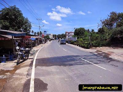 Suasana Kota Tanjung Uban