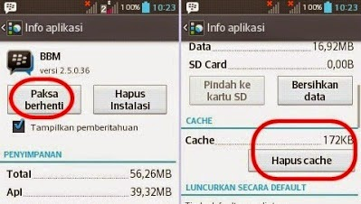 Info Aplikasi Android