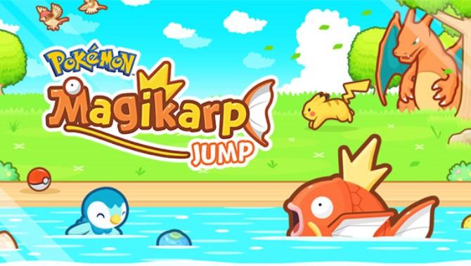 Magikarp Jump: Estão prontos para treinar?