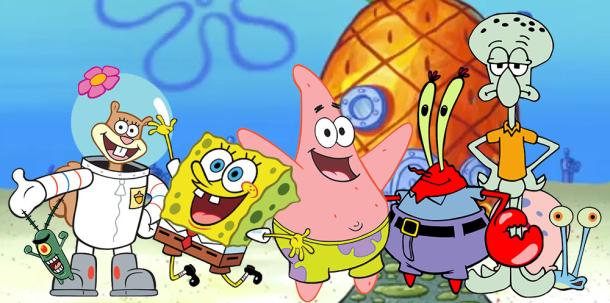 13 Kata-kata Bijak Spongebob Squarepants Terbaik Dalam Bahasa Inggris Dan Terjemahannya