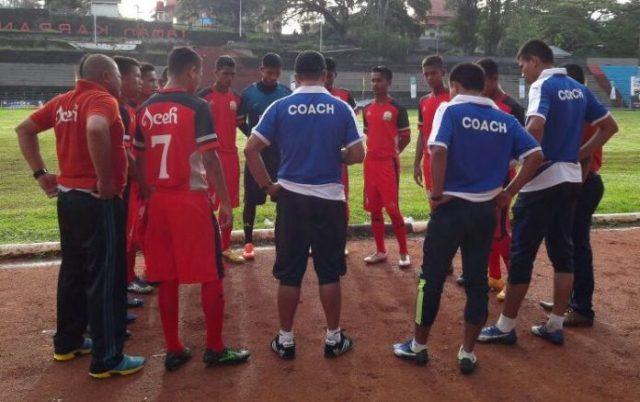 Aceh Berpeluang Juarai Kejurnas Sepak Bola
