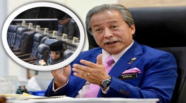 Selepas Tok Pa, Kini giliran Anifah buat keputusan yang mengejutkan semua ahli2 UMNO