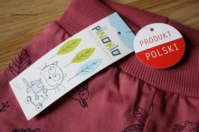Pinokio - czyli polskie ubranka dla każdego dziecka