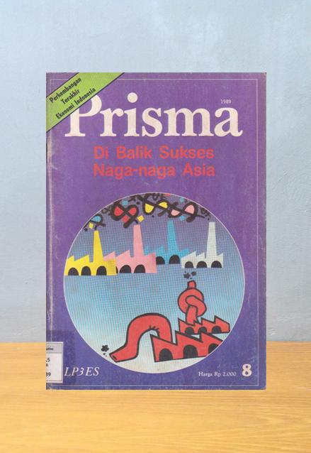 Majalah Prisma: Di Balik Sukses Naga-Naga Asia