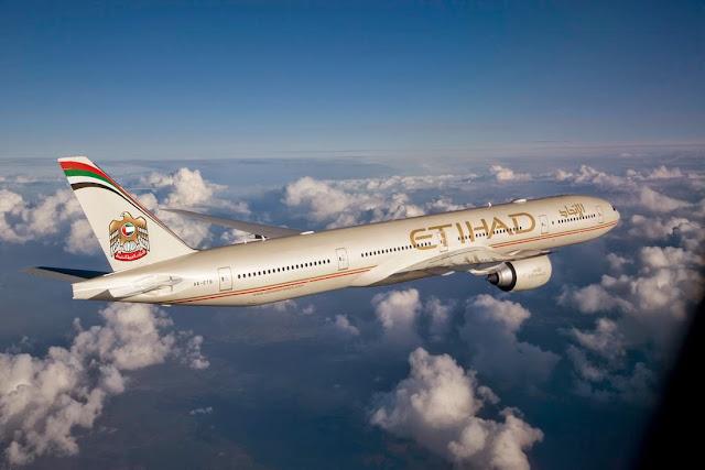 Etihad B-777