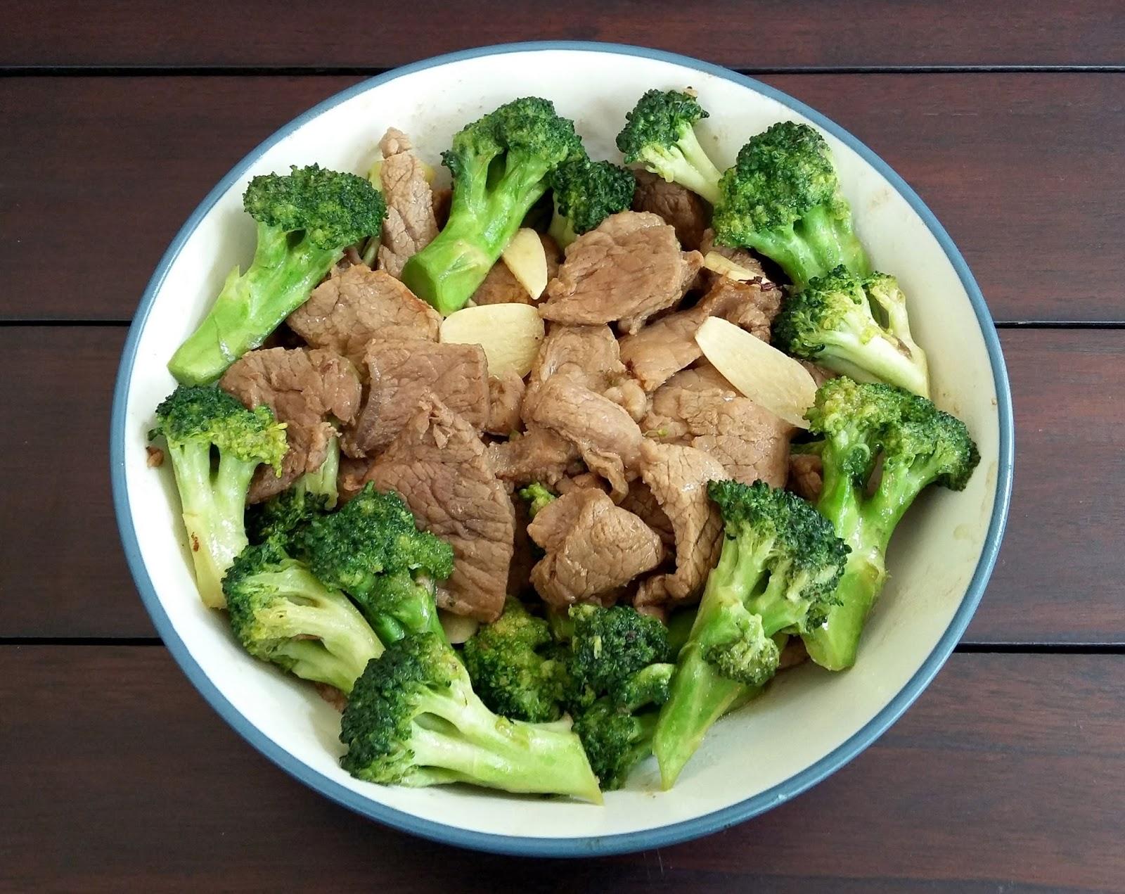 resep tumis brokoli makaroni