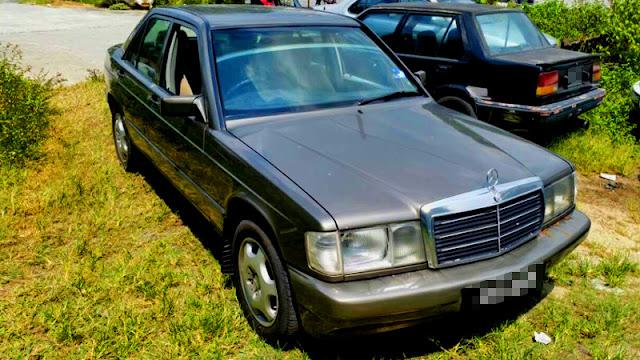 Mercedes Benz W201 190E