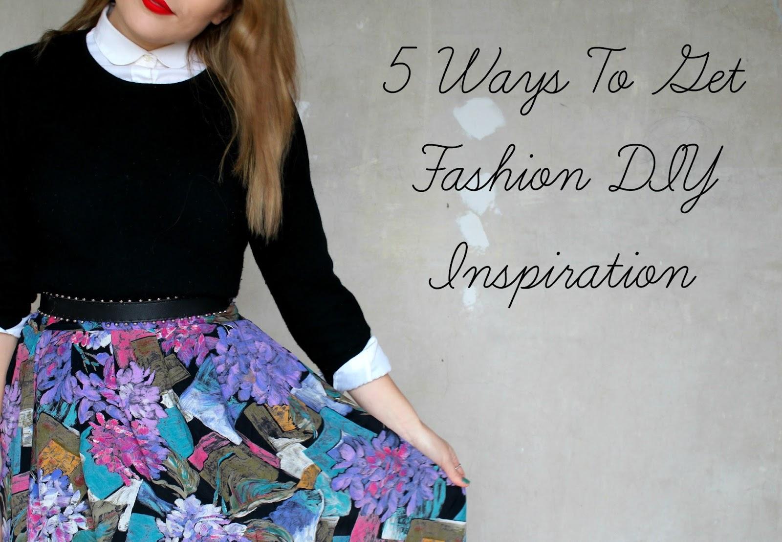 Fashion DIY