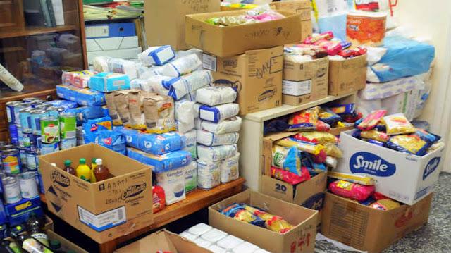 Πρέβεζα: Διανομή τροφίμων από το Δήμο Πρέβεζας στις 20 Νοεμβρίου, στους δικαιούχους του προγράμματος ΤΕΒΑ