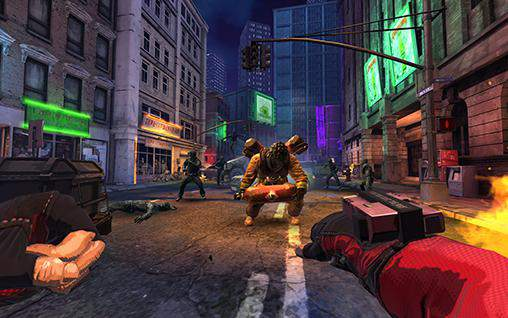 suicide squad android game screenshot
