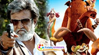 Ice Age 5 Team Uses Kabali Song for Promotion