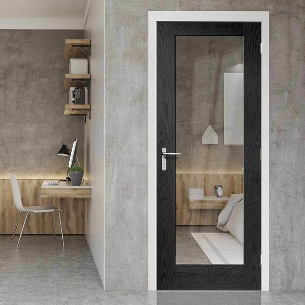 Gambar Contoh Model Pintu Rumah Minimalis 3