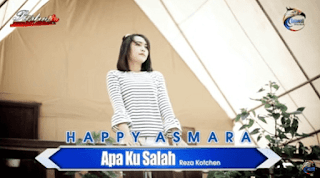Lirik Lagu Apa Ku Salah - Happy Asmara