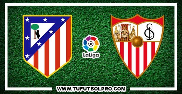Ver Atlético Madrid vs Sevilla EN VIVO Por Internet Hoy 19 de Marzo 2017