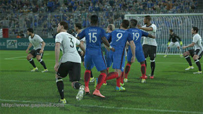 PES 2017 Data terbaru Full Transfer