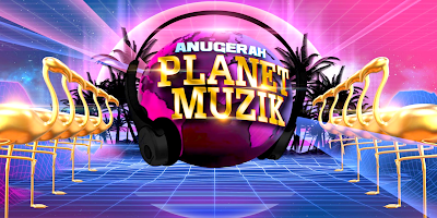 Live Streaming Anugerah Planet Muzik 2019