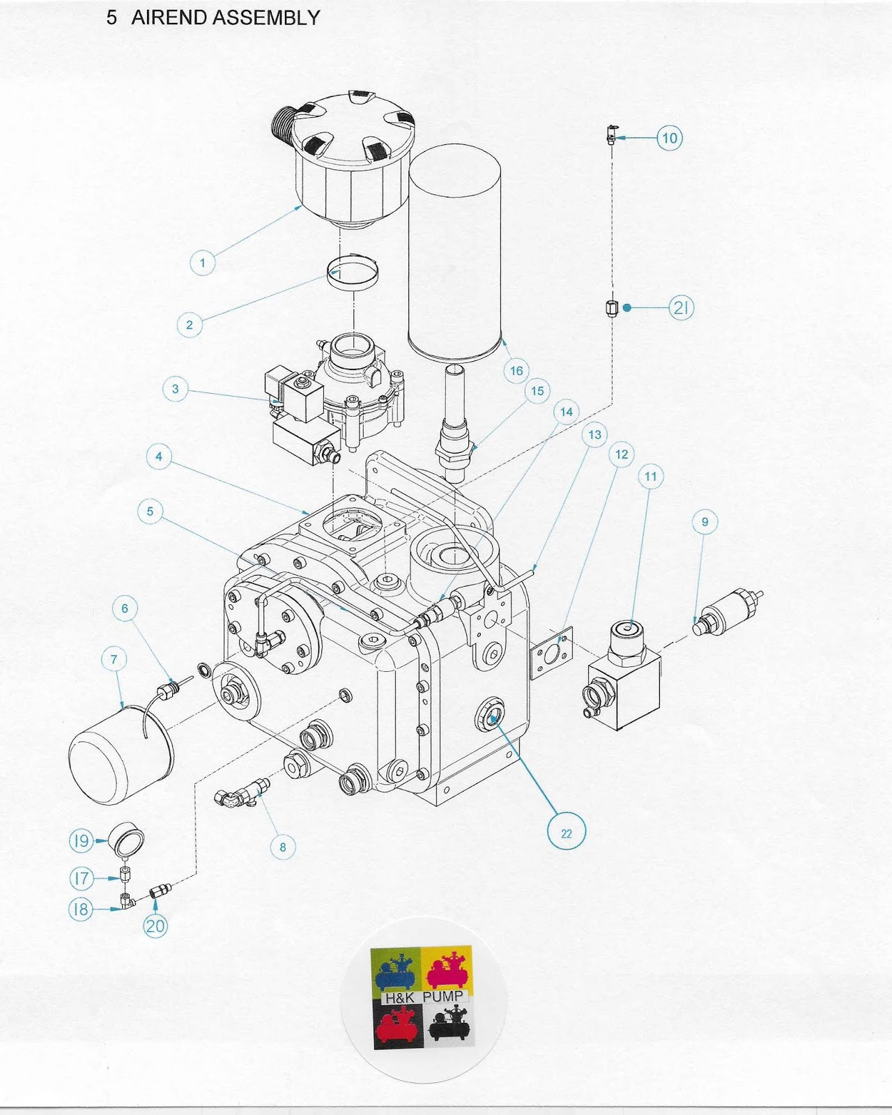 Air Compressors And Repairs Rotary Screw Air Compressors