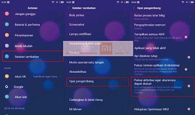 cara split screen xiaomi dengan aplikasi button mapper - steps 2