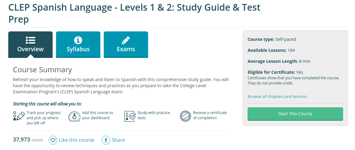 Mommy Maestra: CLEP Study Guides for High School Students
