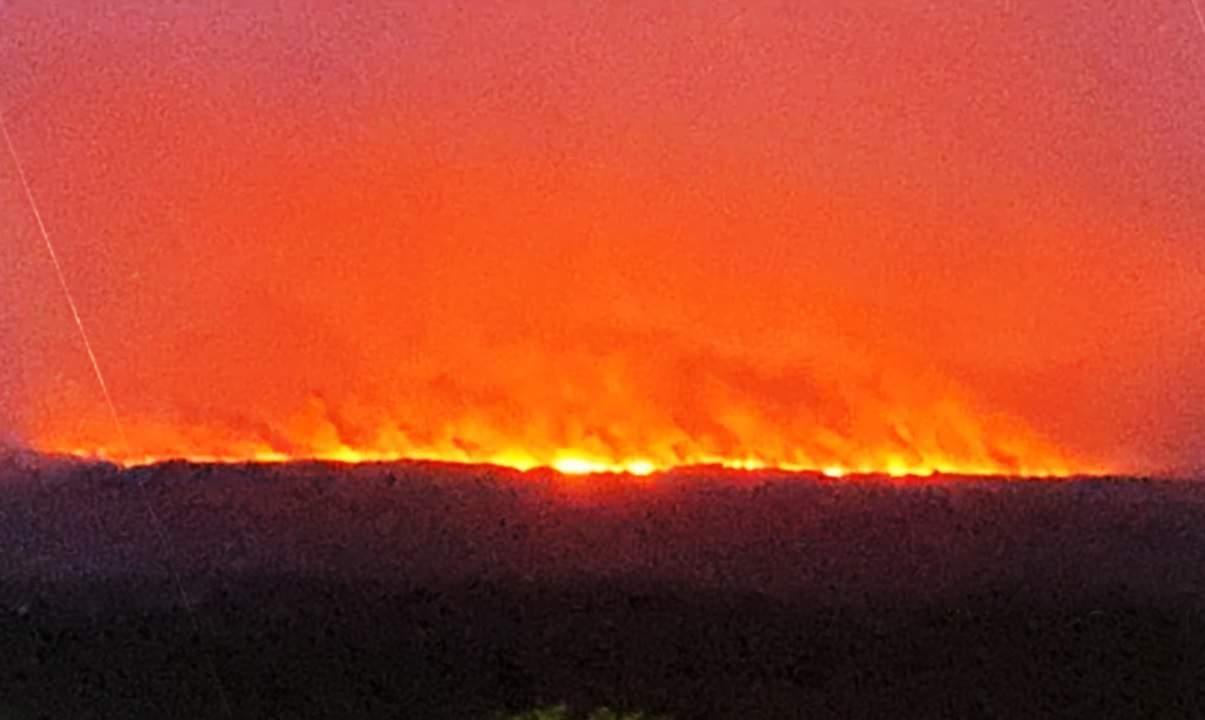 Daño ambiental deja los incendios en La Macarena