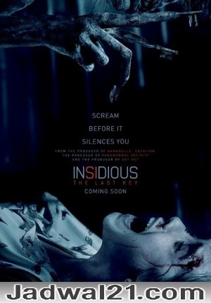 Film INSIDIOUS: THE LAST KEY 2018