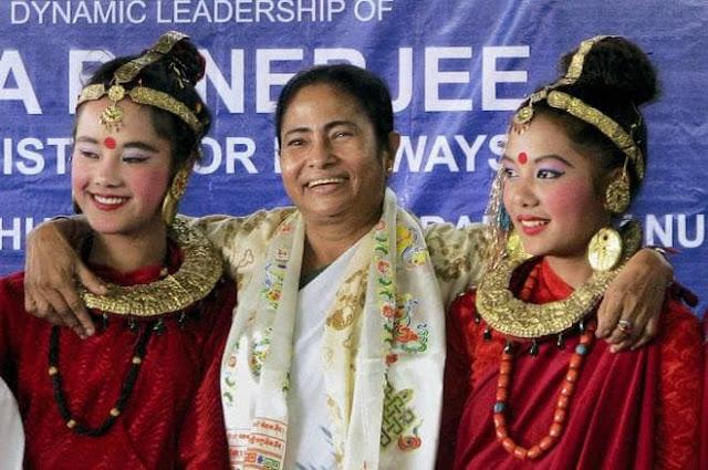 CM mamata to attend Uttar Banga Utsav, Netaji Jayanti in Darjeeling