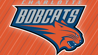 charlotte bobcats logo hd wallpaper