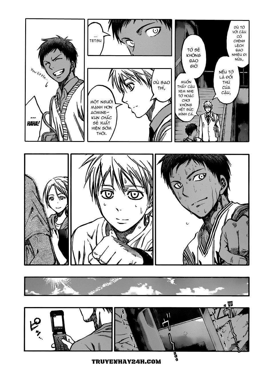 Kuroko No Basket chap 214 trang 17