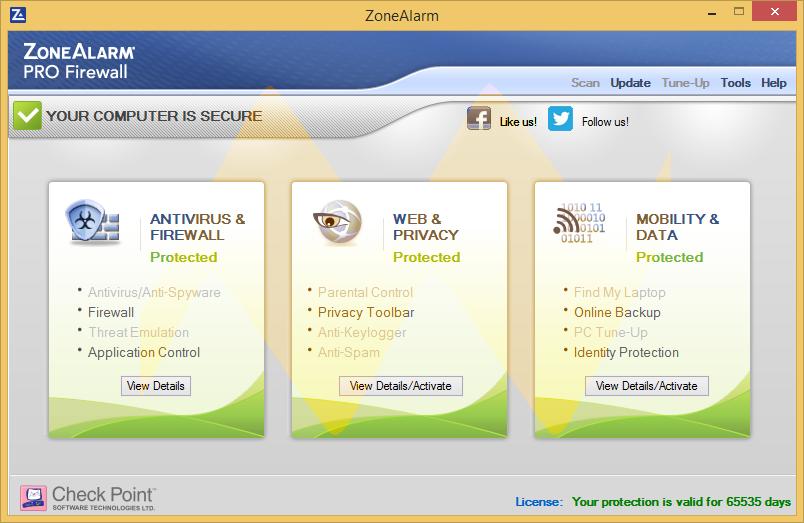 zonealarm pro firewall keygen mac