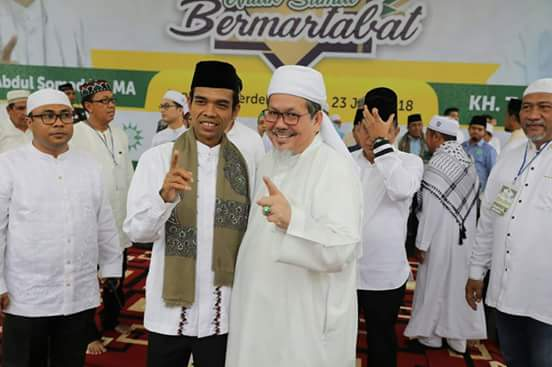 Ustaz Somad Ahli Sunnah Wal Jamaah, Kenapa Harus Ditolak?