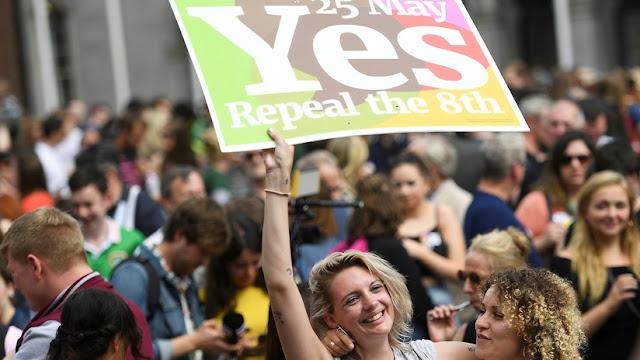 Irlanda: Los partidarios de la liberalización del aborto ganan en el histórico referéndum