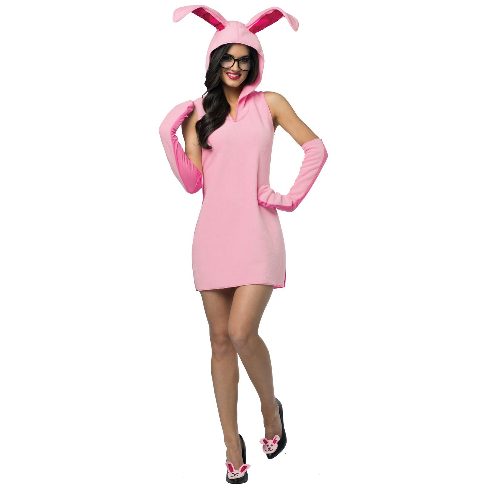christmas story bunny dress
