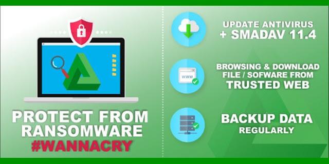 Love Indonesia: Tersedia Gratis Otomatis, Update Smadav Versi 11.4 Dilengkapi Anti Ramsomeware WannaCry