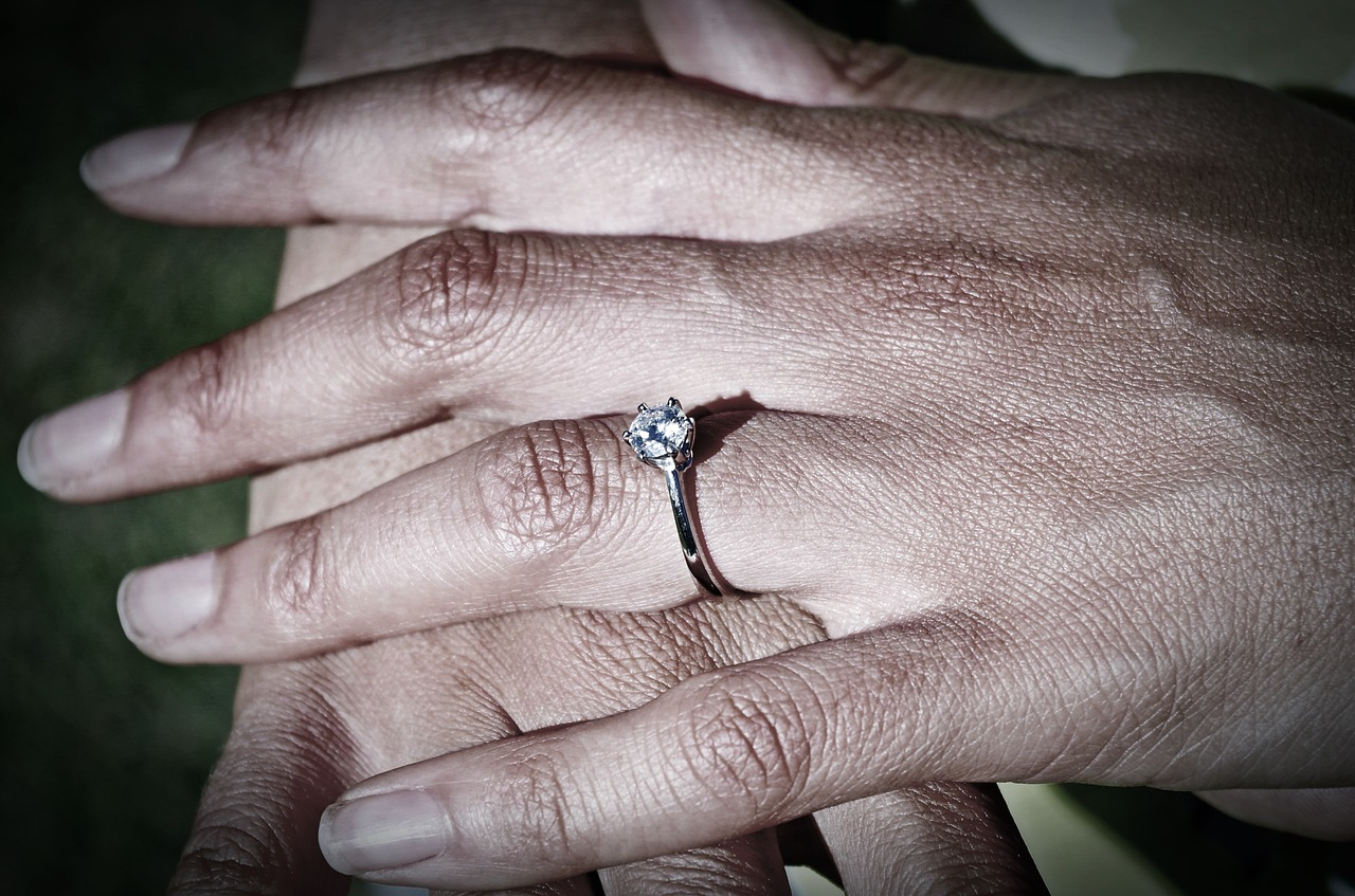 Can You Get Engaged Out A Ring