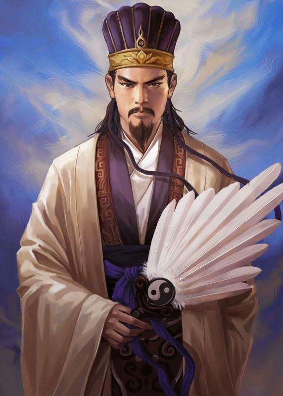 ขงเบ้ง, จูกัดเหลียง (Kong Ming, Zhuge Liang, 诸葛亮)