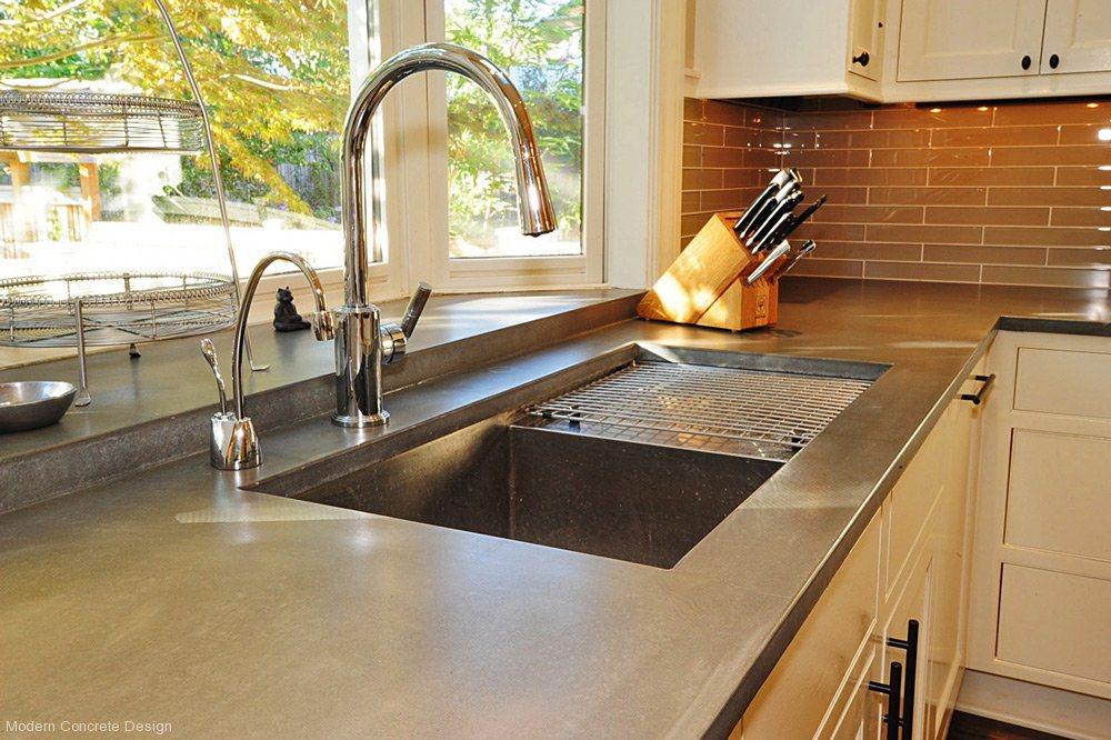 55 Gambar Meja Dapur Minimalis Keramik Granit Kayu Dll